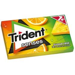 Trident Senses Tropical Sugar Free Gum