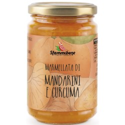 Stammibene Marmellata Mandarini Con Curcuma