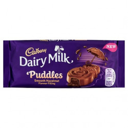 Cadbury Dairy Milk Puddles Hazelnut