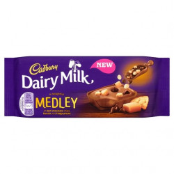 Cadbury Dairy Milk Fudge Medley