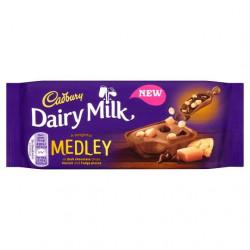 Cadbury Dairy Milk Fudge Medley