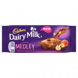 Cadbury Dairy Milk Raspberry Medley
