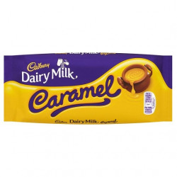 Cadbury Dairy Milk Caramel Chocolate