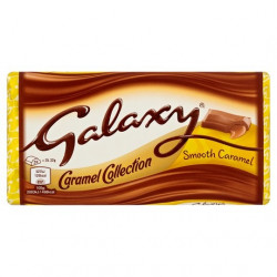 Galaxy Smooth Caramel Chocolate