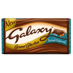 Galaxy Salted Caramel Chocolate