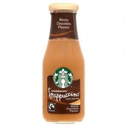 Starbucks Bottled Mocha Chocolate Coffee Frappuccino Drink
