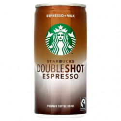 Starbucks Double Shot Espresso Drink