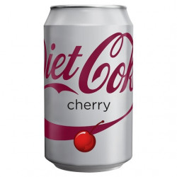 Diet Coke Cherry