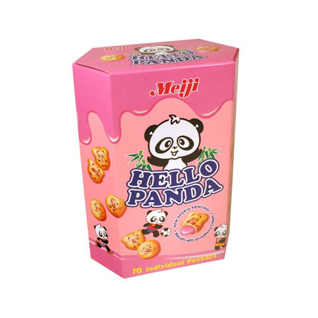 Hello Panda Strawberry