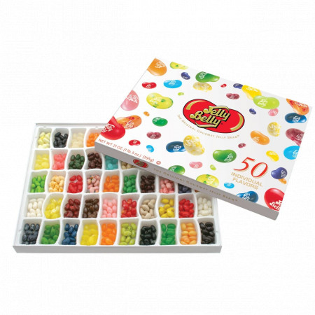 Jelly Belly 50 - Flavours Gift Box