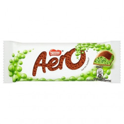 Aero Bubbly Bar Peppermint 36g