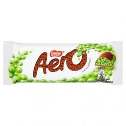 Aero Bubbly Bar Peppermint 36g