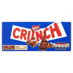 Nestle Crunch Chocolate