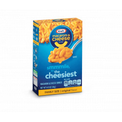 Macaroni & Cheese Family Size
