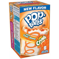 Pop Tarts Frosted Crush Orange