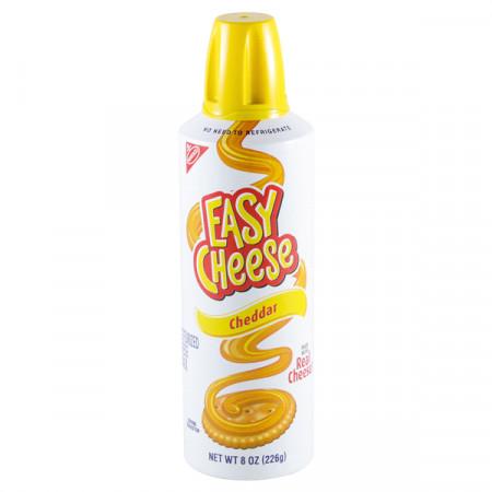 Easy Cheese Cheddar