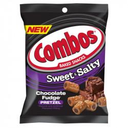 Combos Chocolate Fudge Pretzel