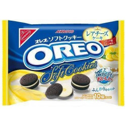 Oreo Lemon Soft Cookies