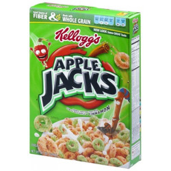 Kellogg's Apple Jack