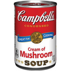 Campbell's Cream of Mushroom