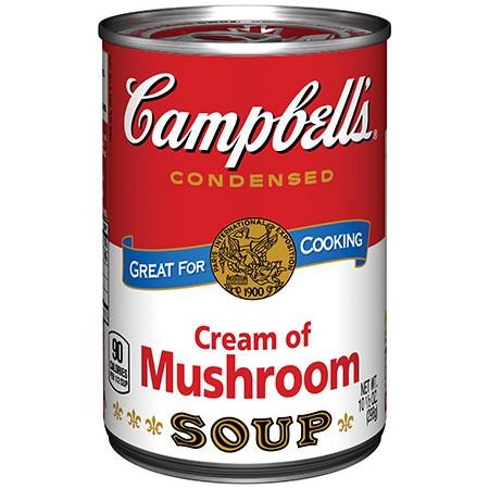 Campbell's Cream of Mushroom