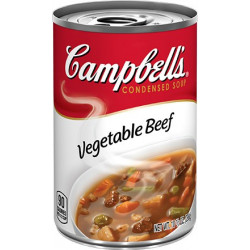 Campbell's Beef & Vegetable