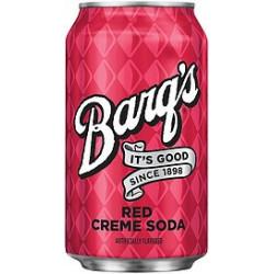 Barq's Red Creme Soda