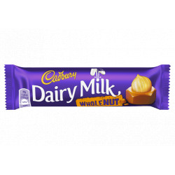 Cadbury Dairy Milk Whole Nut Bar