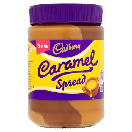 Cadbury Chocolate and Caramel Spread