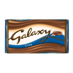 Galaxy Crispy Chocolate