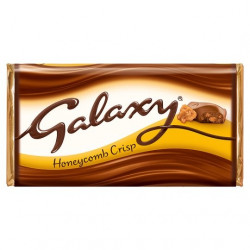 Galaxy Honeycomb Crisp Chocolate