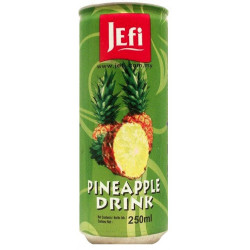 Jefi Pineapple Drink
