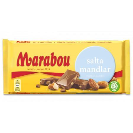 Marabou Salta Mandlar