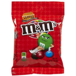 M&M's Peanut Butter 144g BAG