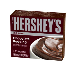 Hershey's Instant Chocolate Pudding