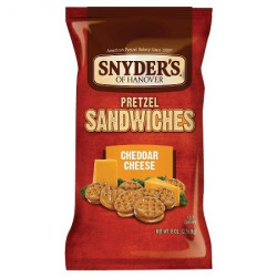 Snyder's Sandwiches Cheddar Cheese