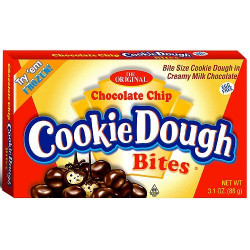 Cookie Dough Cocolate Chip Bites