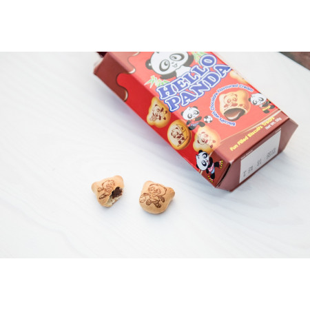Hello Panda Chocolate