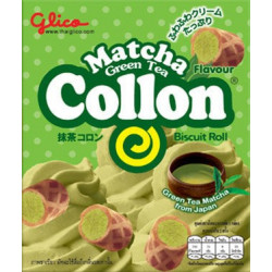 Matcha Green Tea Collon