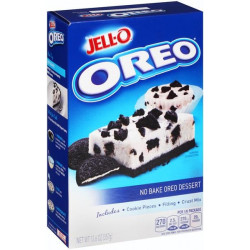 Jell-O Oreo Dessert