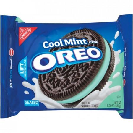 Oreo Cool Mint Creme