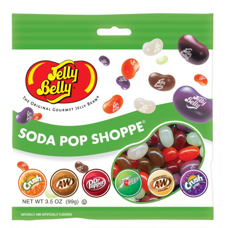 Jelly Belly Soda Pop Shoppe