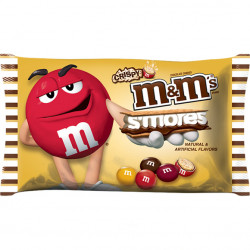 M&M's S'mores