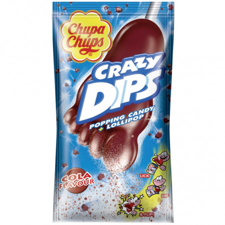 Crazy Dips Cola