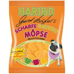 Haribo Mopse Ingwer