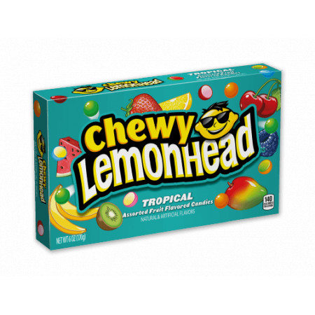 Ferrara Chewy Lemonhead Tropical