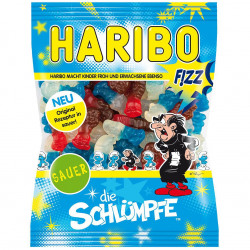 Haribo Smurfy