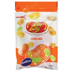 Jelly Belly Sunkist Citrus Mix 38g