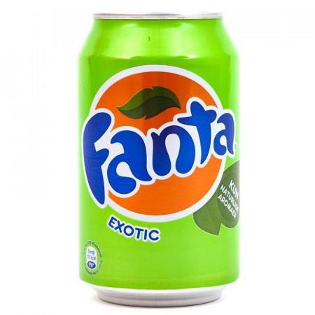 Fanta Exotic
