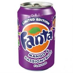 Fanta Mango & Passionfruit